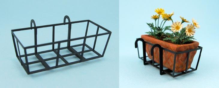 le mini di pierluigi - accessori giardino / garden tools - Portavasi Balcone