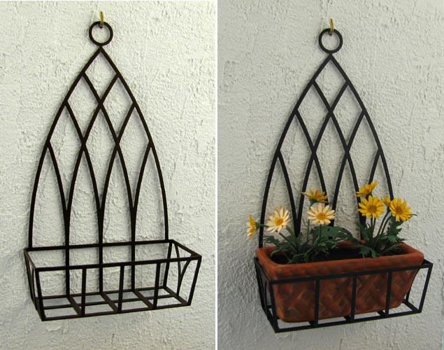 Le mini di pierluigi accessori giardino garden tools - Portavasi da parete ...