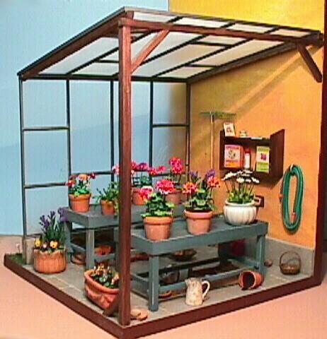 Le mini di pierluigi serra greenhouse - Mini serra da interno ...